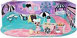 Кукла ЛОЛ сюрприз стильный интерьер Бон бон тележка с мороженым LOL Surprise Furniture Ice Cream, фото 4