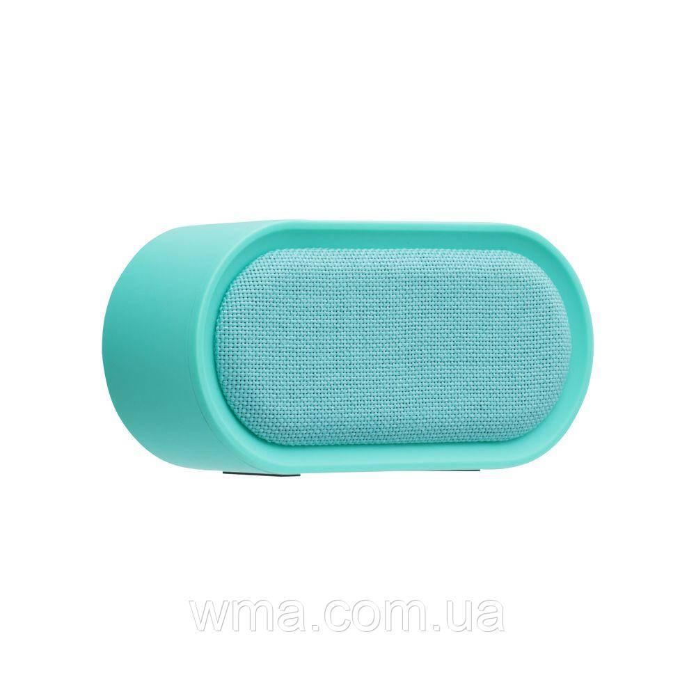 Bluetooth колонка (Беспроводная портативная блютуз) Remax RB-M11 Цвет Синий
