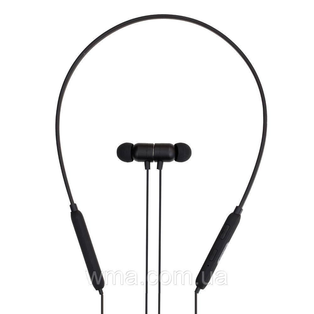 Наушники беспроводные (Bluetooth гарнитура) XO BS10 Цвет Чёрный