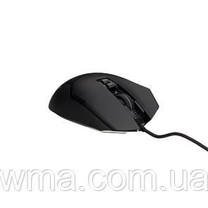 USB Мышь компьютерная Fantech X11 Daredevil Цвет Чёрный