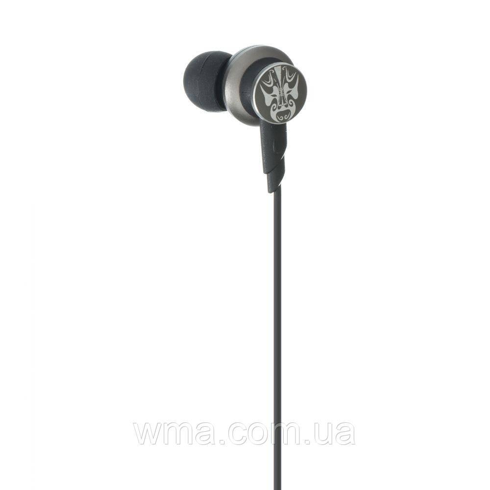 Проводные наушники для телефона UiiSii Hi805 Цвет Чёрный