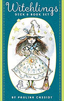 Witchlings Deck & Book Set/ Набір Карти Відьом, фото 1