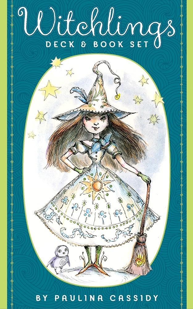 Witchlings Deck & Book Set/ Набір Карти Відьом