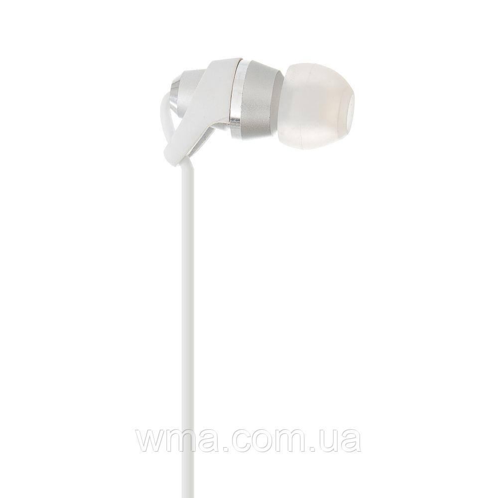 Проводные наушники для телефона Remax RM-585 Цвет Белый