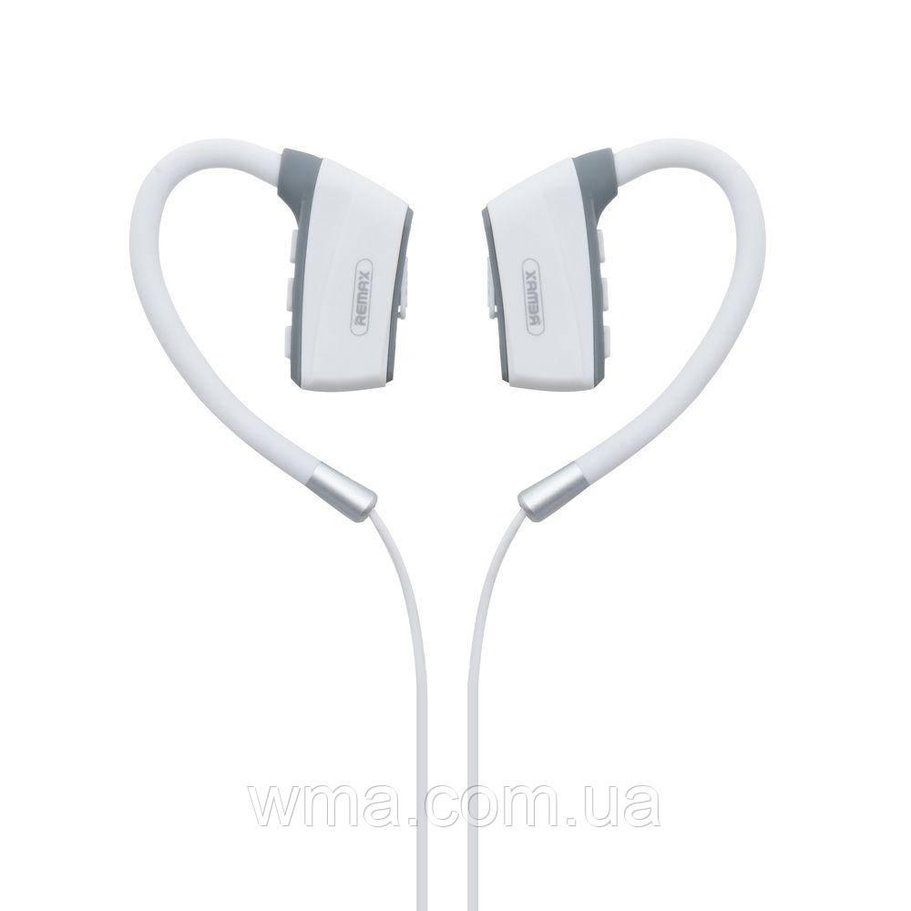 Наушники беспроводные (Bluetooth гарнитура) Remax RB-S19 Цвет Белый