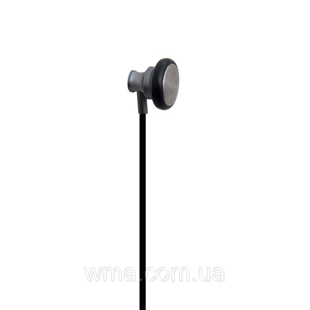 Проводные наушники для телефона Remax Proda PD-E500 Цвет Серый