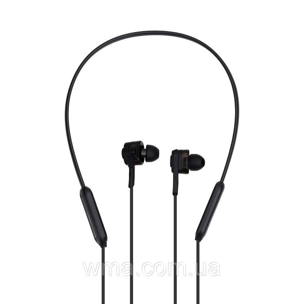 Наушники беспроводные (Bluetooth гарнитура) UiiSii BN60 Цвет Чёрный