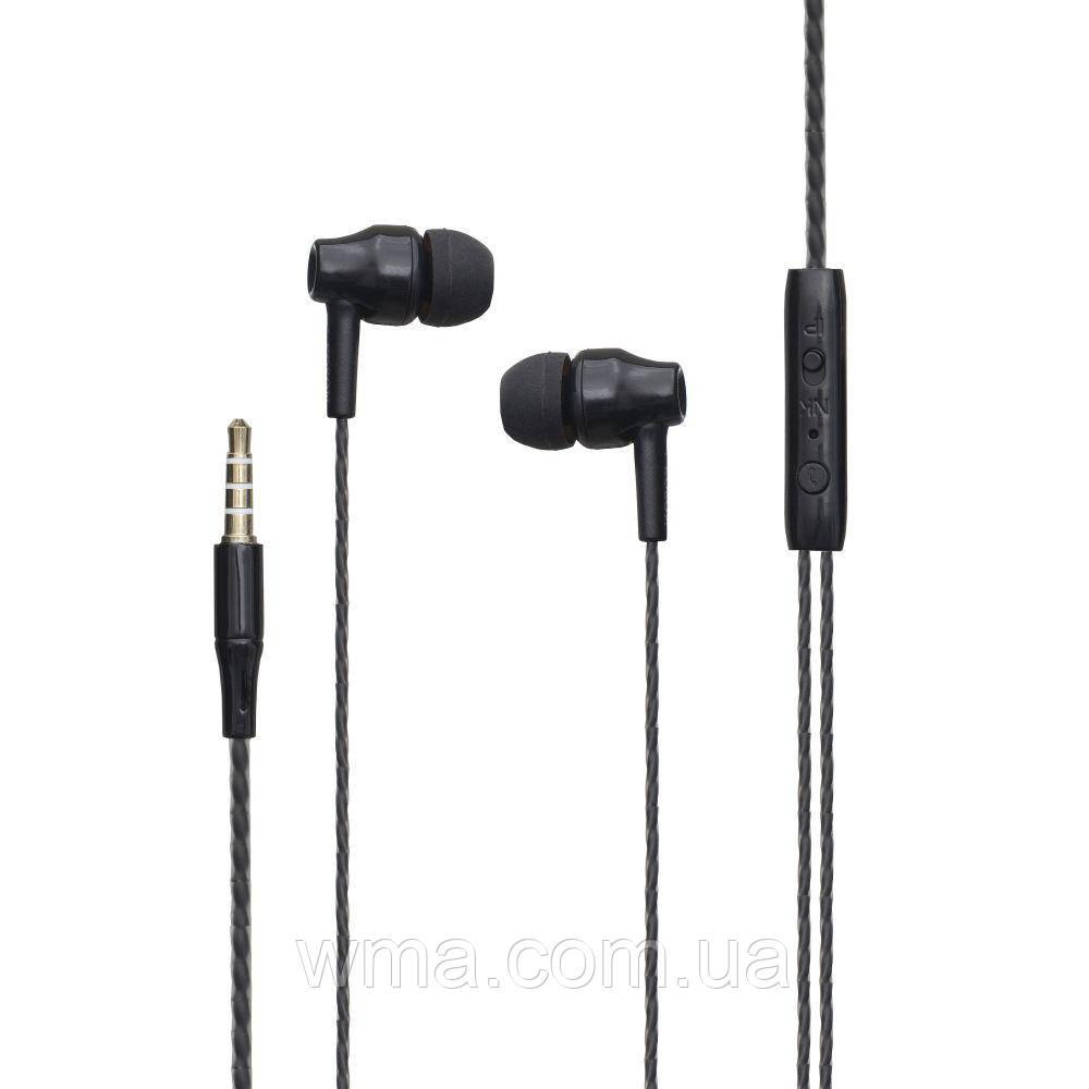 Проводные наушники для телефона i-Koson i-CR26 Цвет Чёрный