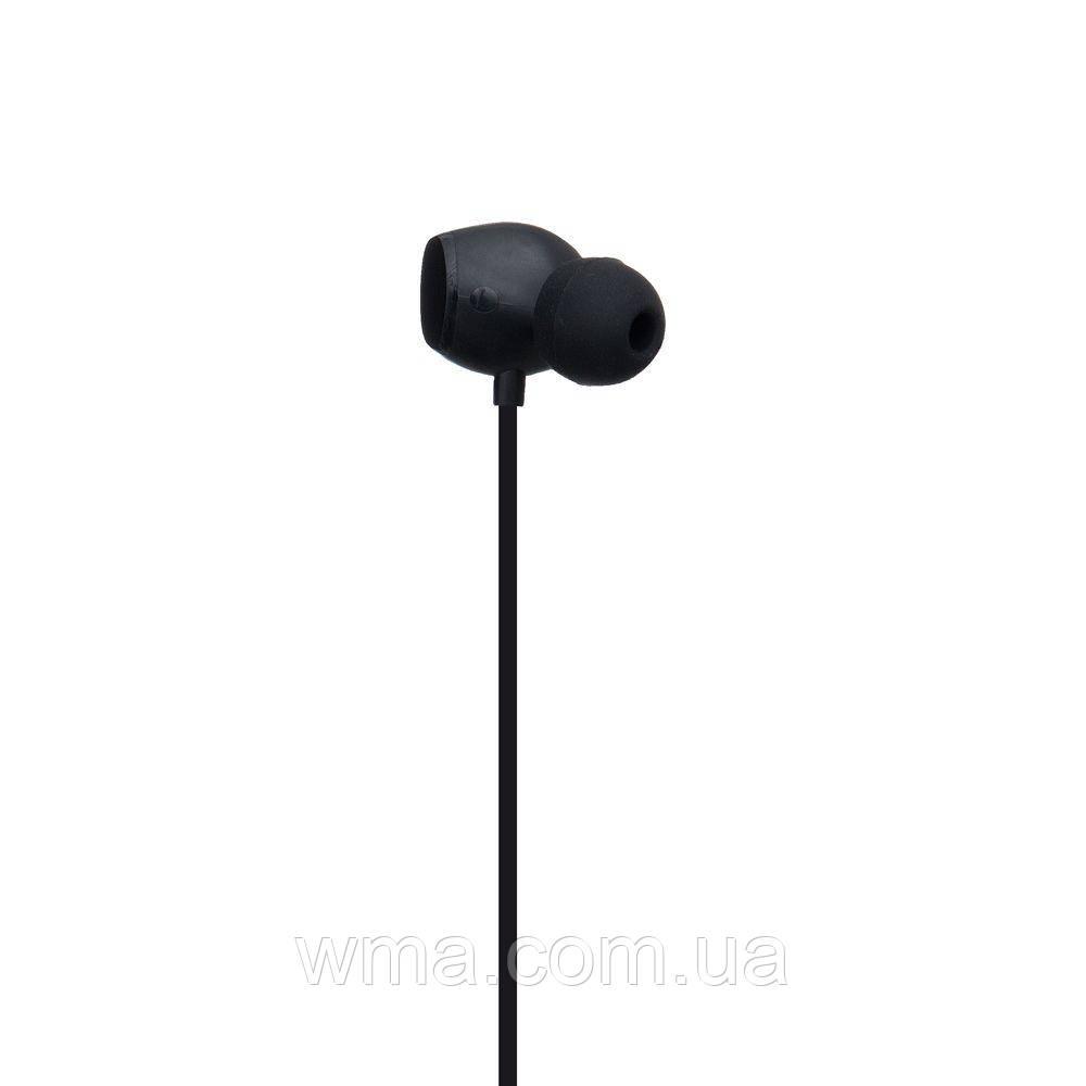 Проводные наушники для телефона Remax RM-550 Цвет Чёрный