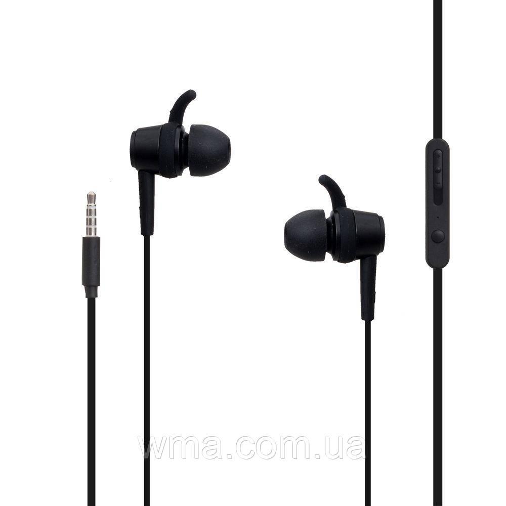 Проводные наушники для телефона UiiSii HM5 Цвет Чёрный