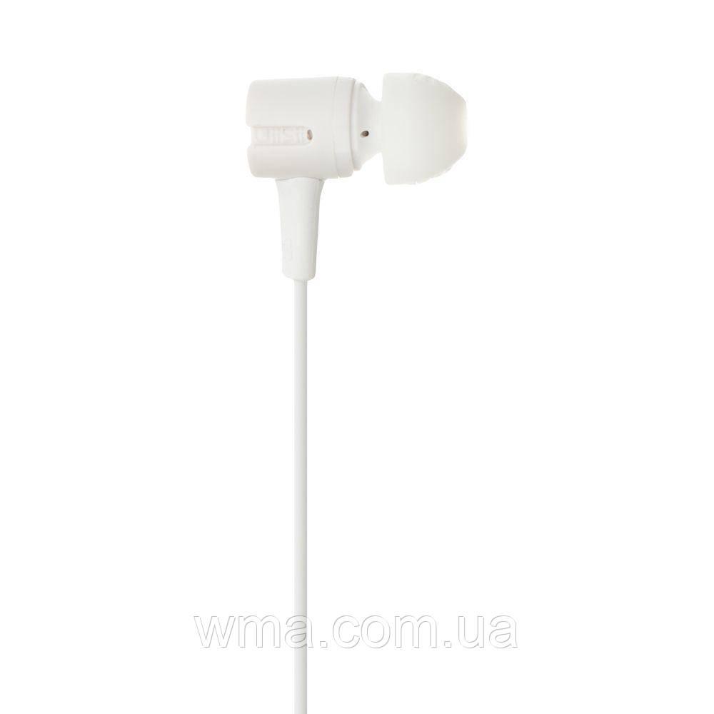 Проводные наушники для телефона UiiSii U7 Цвет Белый