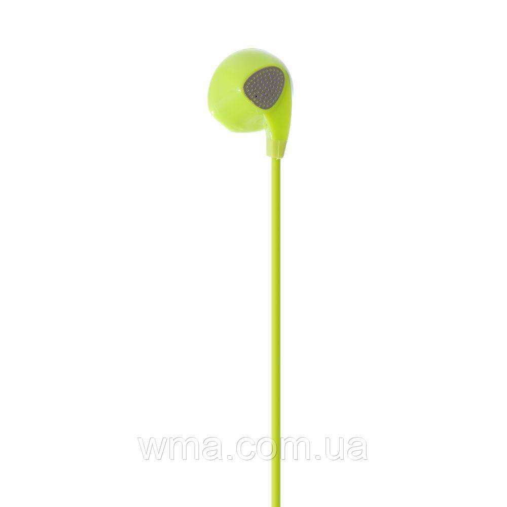 Проводные наушники для телефона UiiSii U1 Цвет Зелёный