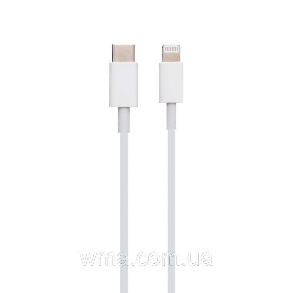 Кабель для зарядки USB (шнур для зарядки телефонов) Cable Onyx 11 Кабель для зарядки USB (шнур для зарядки телефонов)-C to Lightning Цвет Белый