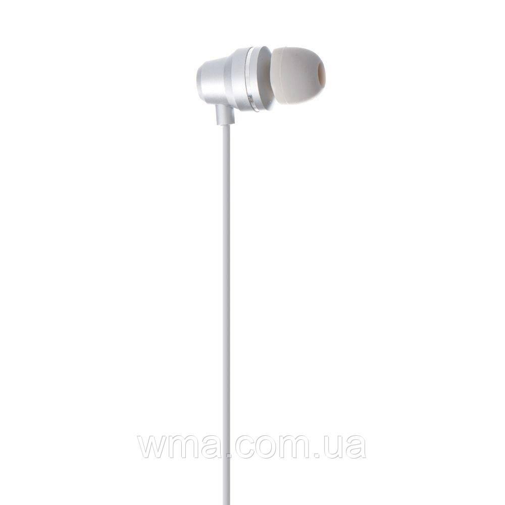Проводные наушники для телефона Melody T2 Цвет Серый