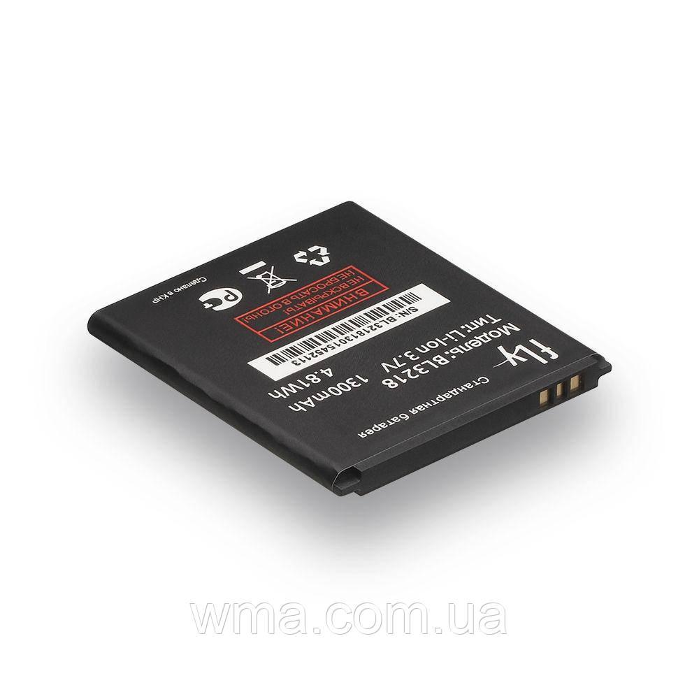 Аккумулятор для телефонов (батарея) Fly BL3218 / IQ400W Характеристики AAAA