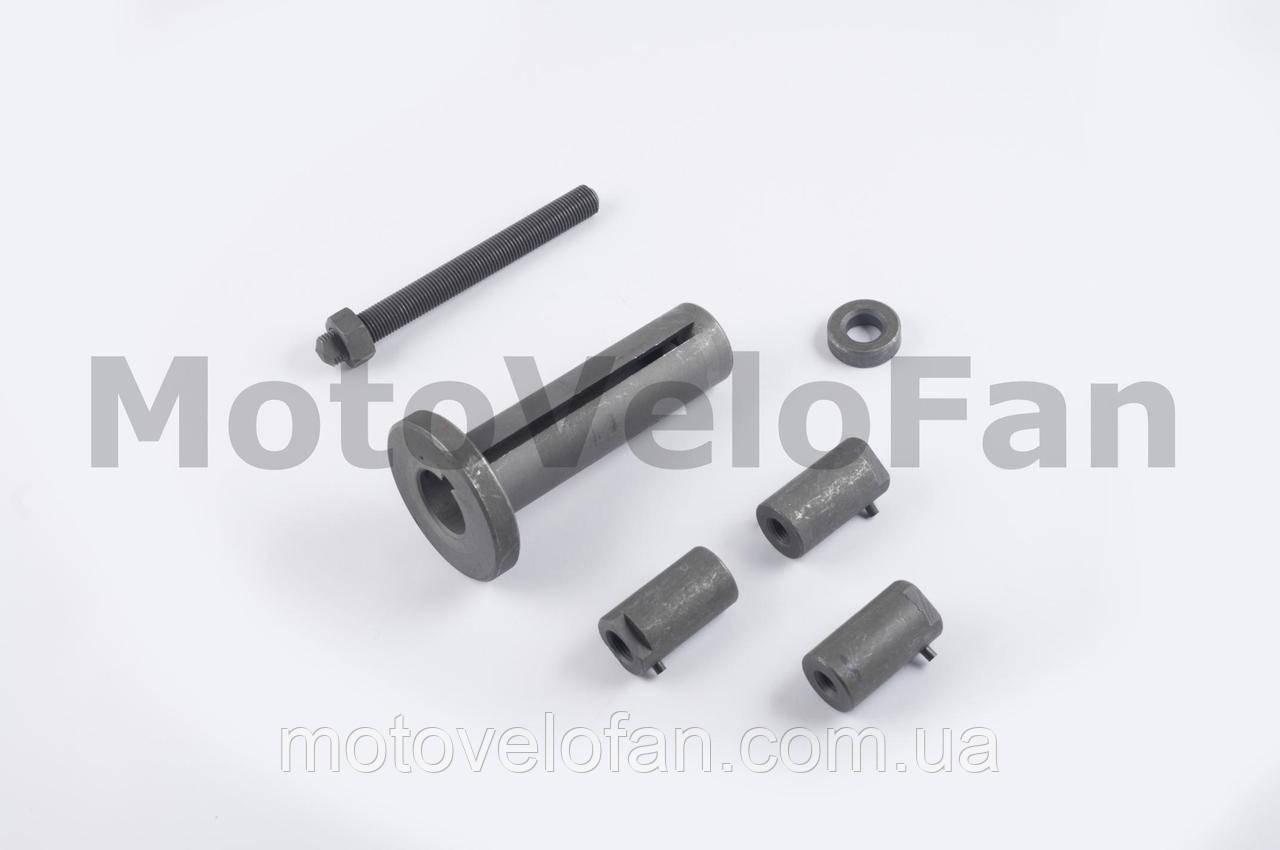 Инструмент для снятия боковой нагрузки коленвала (запрессовка коленвала в картер)   KOMATCU   (mod:2)