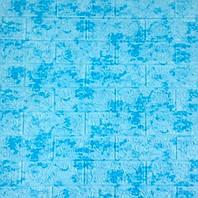 Самоклеющиеся 3D панели декоративные обои Sticker Wall 700x770x5мм кирпич мрамор. Теплосберегающие Моющиеся