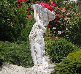 Садовая фигура Богиня моря 122х48х45 см