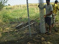 Приблизний розрахунок вартості паркану