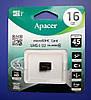 Карта памяти Apacer 16GB MicroSD HC Class 10 UHS-1 U1