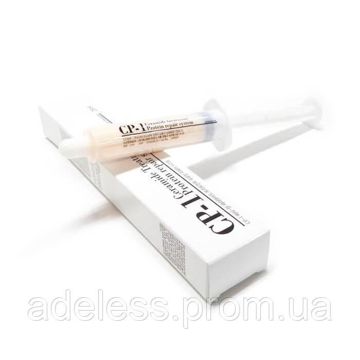 Протеиновая маска-шприц для лечения волос Esthetic House CP-1 Premium Hair Treatment Ceramide,25 мл