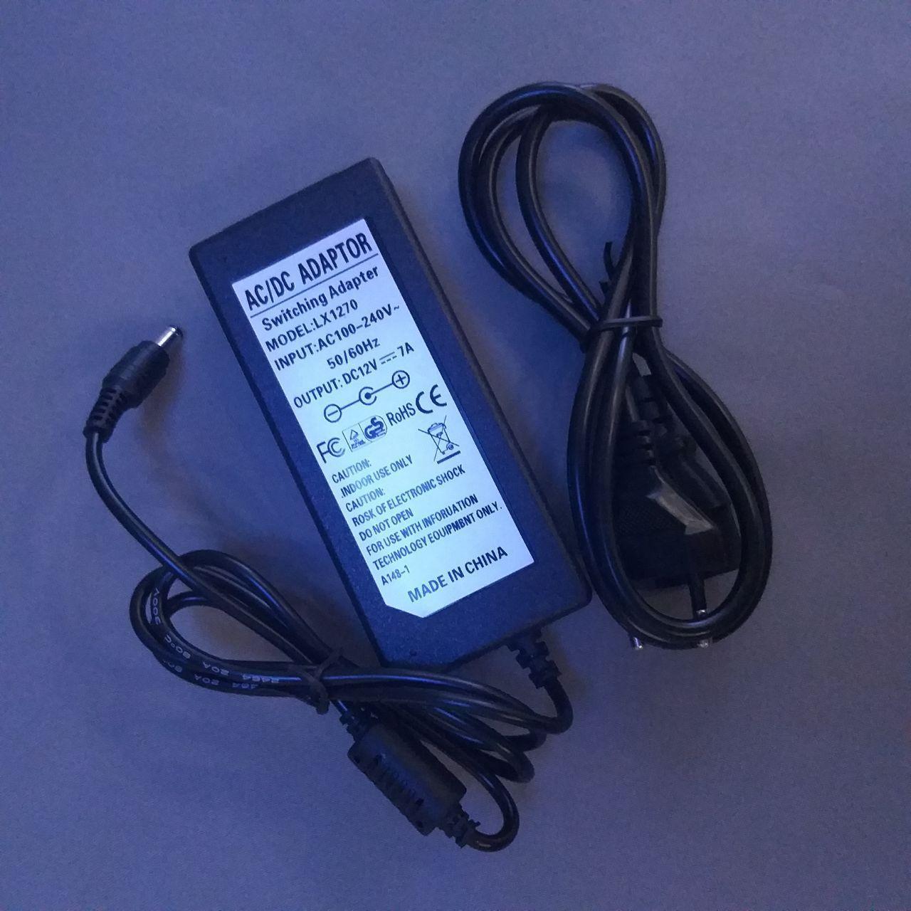 Блок питания QL 12-80W PLASTIC IP44