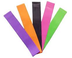 Резинки для фитнеса  набор 5 шт