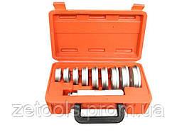 Набір алюмінієвих оправок для запресовування сальників