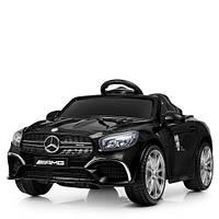 Детский электромобиль bambi M 4147EBLR-2, черный
