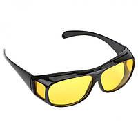 🔝 Очки для водителей антибликовые HD Vision Wraparounds антифары для вождения поляризационные желтые 🎁%🚚