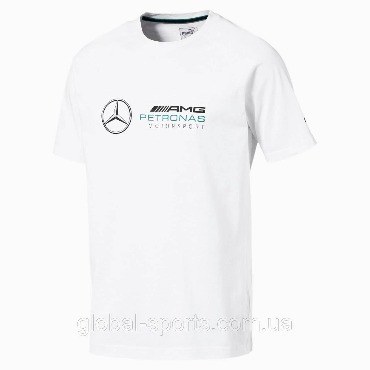 Мужская футболка PUMA MERCEDES AMG PETRONAS (Артикул: 57740905)