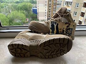 Короткие Низкие полу ботинки песочные берцы  Magnum Spyder 8.1, фото 3