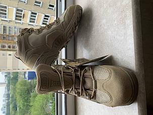 Короткие Низкие полу ботинки песочные берцы  Magnum Spyder 8.1, фото 2