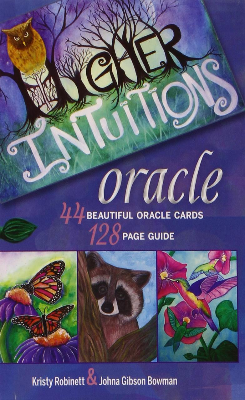 Higher Intuitions Oracle/ Оракул Вищі Інтуїції