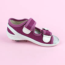 Детские текстильные туфли тапочки Марина тм Waldi размер 27,30, фото 2