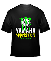 Футболка Yamaha Monster energy full