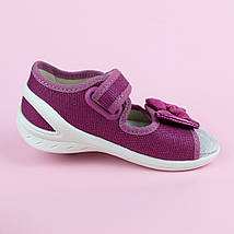 Детские текстильные туфли тапочки Катя тм Waldi размер 25, фото 2