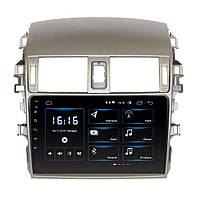 Штатная автомагнитола Incar XTA-1441 для Toyota Corolla 2009-2012, фото 1