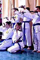 Секции детского карате в Днепропетровске