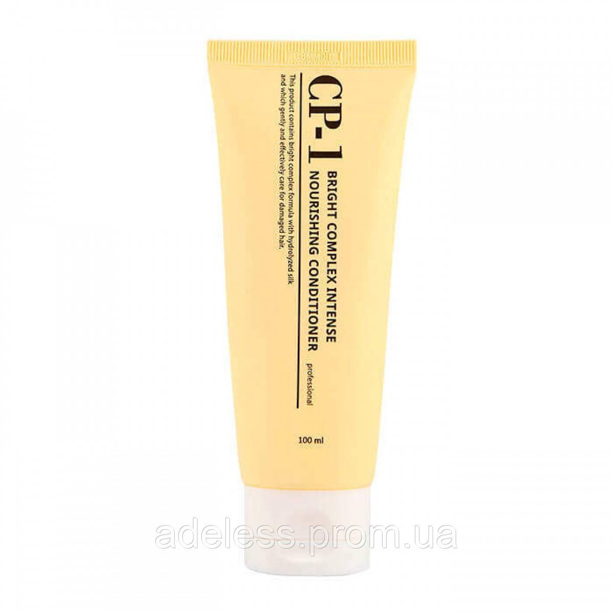 Протеиновый кондиционер для интенсивного питания волос CP-1 Bright Complex Intense Nourishing Conditioner100мл