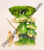 Статуэтка лягушки