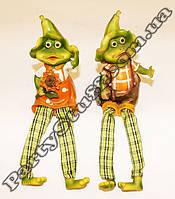 Статуэтки лягушки (цена за 2 шт)