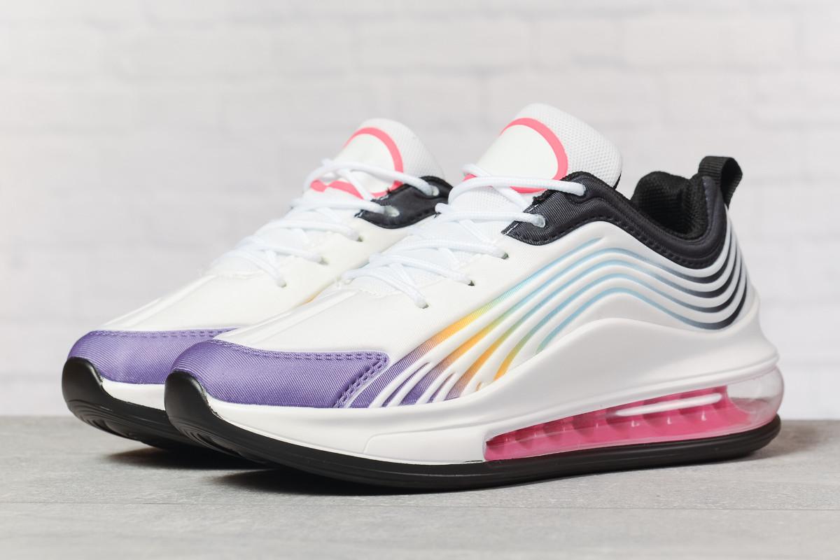 Кроссовки женские Nike Air, серые / жіночі кросівки (Топ реплика ААА+)