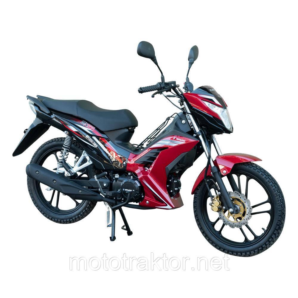 Мотоцикл SPARK SP125C-3WQ (Актив)
