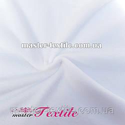 Флис однотонный (белый)
