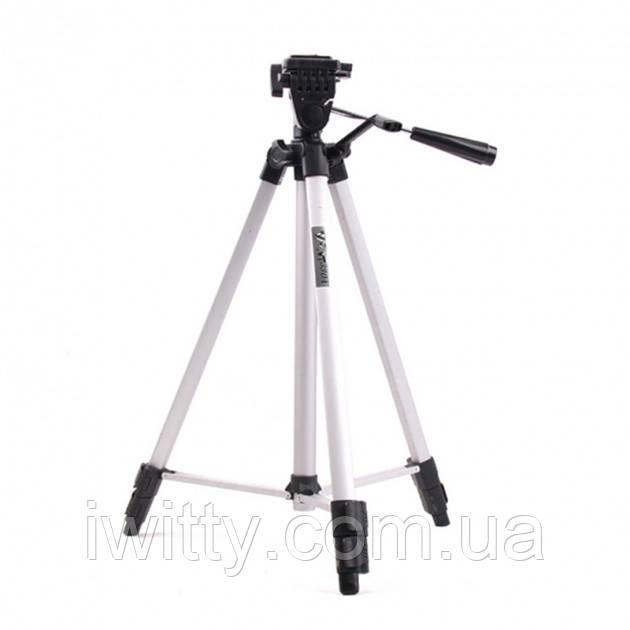 Штатив TRIPOD TF-330A універсальний для камери або смартфона