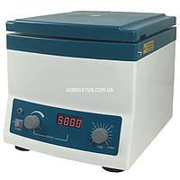 Центрифуга лабораторна 80-2А (5000 об/хв, 12*20мл, таймер, 3600g)