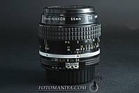 Micro-Nikkor 55mm f3.5 Ai, фото 1