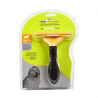 Фурминатор для больших собак Furminator Fobnimarut Large Dog deShedding