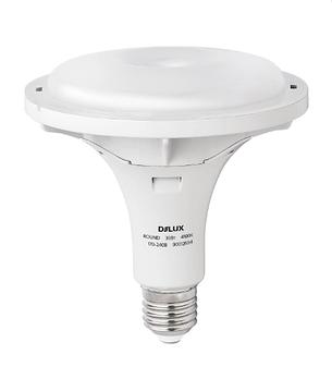 Светодиодная лампа DELUX ROUND 30w E27 4100K, фото 2